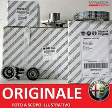 KIT CINGHIA DISTRIBUZIONE +POMPA ACQUA ORIGINALE ALFA ROMEO BRERA (939) 2.4 JTDM