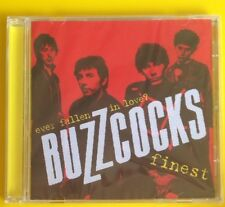 Buzzcocks Finest CD NEW SEALED Ever Fallen In Love/Harmony In My Head/Just Lust