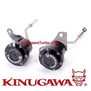 Kinugawa Adjustable Twin Turbo Actuator 6G72T 3000GT Stealth 0.8 Bar