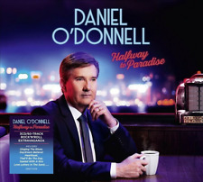 Daniel O'Donnell Halfway To Paradise 3CD Deluxe Digi-pack Edition AS SEEN ON TV