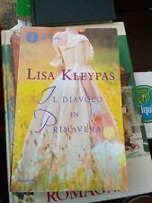 Lisa Kleypas, Il diavolo in primavera, Oscar Mondadori OTTIMO