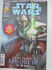 1x Comic Star Wars Dino  Nr. 50