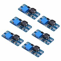 6pcs MT3608 DC 2A Step Up Power Module 2v-24v Boost Converter for Arduino I8A8