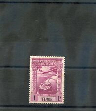 TIMOR Sc C9(SG 278)**VF NH 1938 1P MAGENTA, AIR POST, TOP SET VALUE, $68