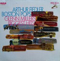ARTHUR FIEDLER AND BOSTON POPS - PLAY GLENN MILLER'S BIGGEST HITS - SEALED LP