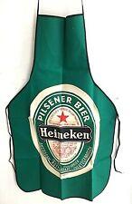 Rare Vintage Heineken Beer Aprons Set Of Two Great Condition Pilsener Bier