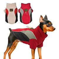 Small Pet Puppy Dog Winter Coat Jacket Chihuahua Clothes Warm Apparel Yorkie Pug