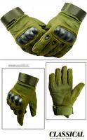 Gant Tactile Homme Hiver Gant Solide Mode Armé Militaire Combat pour vélo/moto