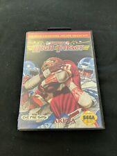 Super High Impact (Sega Genesis, 1992)