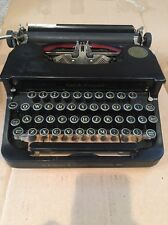 Vintage L.C. Smith & Corona Portable Typewriter 1930's-1940's ?? with Case