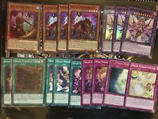 Yugioh Dream Mirror Deck Core Support All Mint
