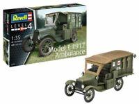 Revell 1:35 scale model kit - Model T1917 Ambulance RV03285