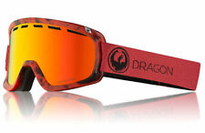 Dragon 2018 D1OTG Snow Goggle Mill/Red Ion Ski Snowboard Sports Over-The-Glasses