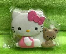 2007 Sanrio Hello Kitty & Teddy Bear Tape Dispenser - NEW NIP NOS