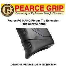 Pearce Grip - PG-NANO PGNANO - fits BERETTA NANO magazine - Grip Extension - NEW