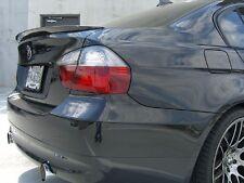 BMW E90 Trunk Deck Lip Spoiler Performance Sedan 323i 325i 2006-2011