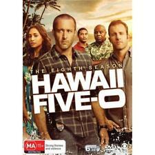 Hawaii 5-O : Season 8 (DVD, 2018, 6-Disc Set)