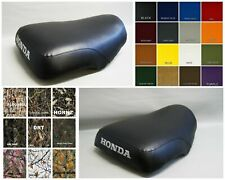 HONDA ATC200M Seat Cover  1984 1985  in BLACK or 25 COLORS (ST)