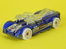 Hot Wheels What - 4 - 2 Mattel blu modellino car auto sportiva da collezione
