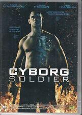 DVD ZONE 2--CYBORG SOLDIER--GREENWOOD/THIESSEN/FRENKLIN