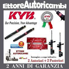 KIT 4 AMMORTIZZATORI KAYABA ALFA ROMEO GT 2003--> -NUOVI- 2 ANT+2 POST @6