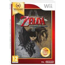 The Legend of Zelda: Twilight Princess Nintendo Wii PAL Brand New