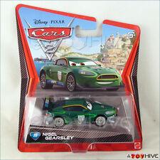 Disney Pixar Cars 2 - Nigel Gearsley #20 with regular tires