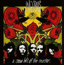INCUBUS A Crow Left Of The Murder CD BRAND NEW