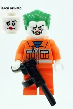 Batman Evil Joker with Weapon Made With LEGO Parts NEW