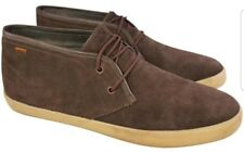 CAMPER MAN BOOTS SHOES CHUKKA BROWN SUEDE SIZE EUR 46/US 12 EUC