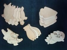 Leather Shapes for Crafting