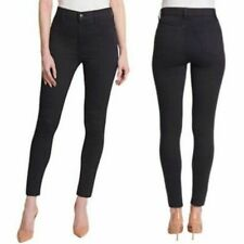 Isaac Mizrahi Size XL Women's High Rise Skinny Black Cozy Pull On Jeggings NWT