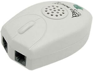 Loud Sound RJ11 Telephone Ring Ringer Amplifier Telephone Answering Landline NEW