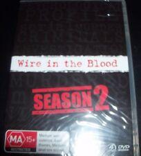 Wire In The Blood Season Two 2 (Australia Region 4) DVD – New