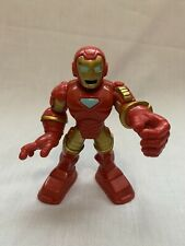 Hasbro Imaginext Iron Man 2012 Moving Action Figure