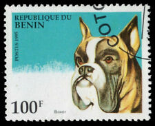 """BENIN 744 - Dog Breeds """"Boxer"""" (pa72645)"""