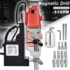 13Pc 1Hss Cutter Set J1C-40H Magnetic Drill Press Annular Cutter Kit Mag Drill