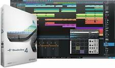 Presonus STUDIO ONE 4 Artist. Ultimate DAW Unlimited Tracks. PC MAC cubase