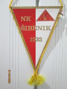 Football Club SIBENIK Croatia pennant