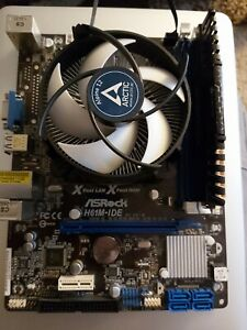 CPU i3-3220, Motherboard, 4GB Ram Bundle