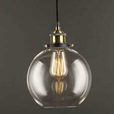 Plafonniers et lustres vintage/rétro en verre pour la maison avec 1 - 3