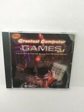 500 Plus Games on CD-ROM-Click and Play, No Internet Required