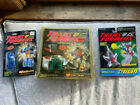 3 Unopened Transformers G2 Figures, Slag, Skram, and Space Case. New, in package