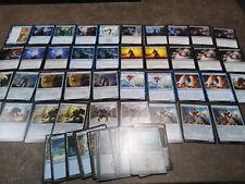 MTG deck magic preconstruit Bleu noir Dimir Artefact