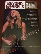 RARE Tina Dico Interview Beyond the Labels Magazine Shanelle Gabriel Free Ship