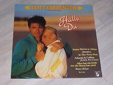 Cliff CARPENTER & Orchester - Hallo Du / NEU, still sealed HANSA - LP, 208695  !
