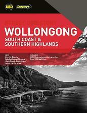 Wollongong, South Coast & Southern Highlands Street Directory 24th ed by UBD Gregory's (Paperback, 2019)