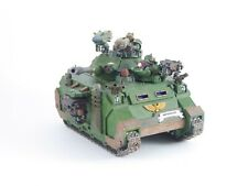 Predator der Salamanders / Warhammer 40k - bemalt -