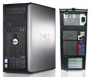 Windows 10 pro DELL OptiPlex 740 MT AMD Athlon 64 X2 2,1GHz,3GB RAM, 80GB HD