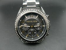 New Old Stock MICHAEL KORS Blair MK6283 Chronograph Quartz Women Watch